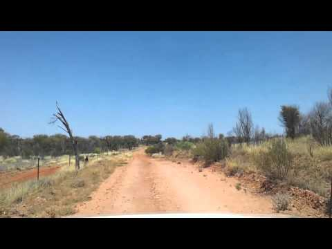 Video 297-Larapinta Drive - Owen Springs 4WD Track to Old Ow