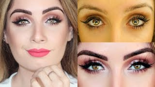 Woman Gets Eyebrows Tattooed! |  My Eyebrow Tattoo Experience