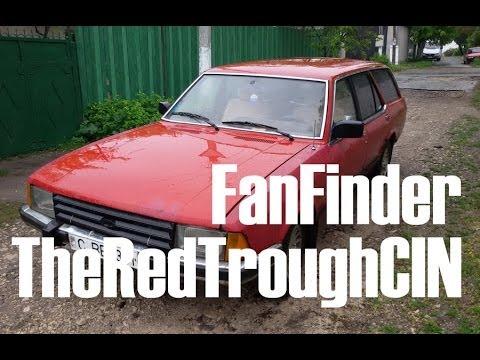 TheRedTroughCIN - Ремонт-Восстановление Автомобиля - Ford Granada.
