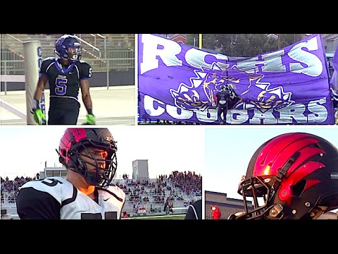 HSFB California : Rancho Cucamonga  v Murrieta Valley : Highlight Mix 2016