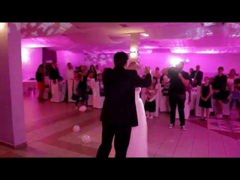 ROMANTIC WEDDING DANCE to Wonderful Tonight by Eric Clapton ( Irena & Mario)