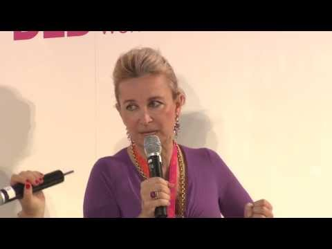 DLDwomen 2010 - Female Factor: Will to Power - Part 2 (Antonella Mei-Pochtler, Patricia Riekel)