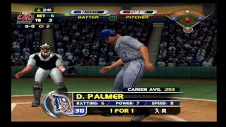MLB Slugfest 2003 - Season Mode (Game 1)