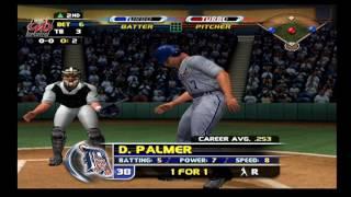 MLB Slugfest 2003 - Season Mode (Game 1)