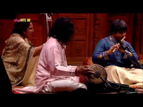 Shashank Subramanium (Carnatic Flute) and Purbayan Chatterjee (Sitar) at Darbar Festival 2009