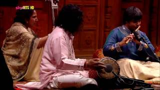 Shashank Subramanium (Carnatic Flute) and Purbayan Chatterjee (Sitar) at Darbar Festival 2009