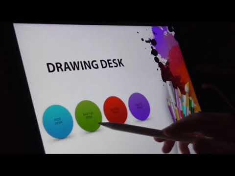"Unboxing iPad Pro 12.9"" (2015 Model) Part 2 - Free Art Apps"