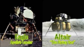 Our World: Altair Lunar Lander