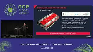 OCPSummit19 - Xilinx Advances in Data Center