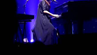 Tori Amos - Fearlessness Rome, October 8 2011