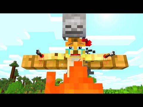 Minecraft Life - Craftronix Minecraft Animation - Видео из Майнкрафт (Minecraft)
