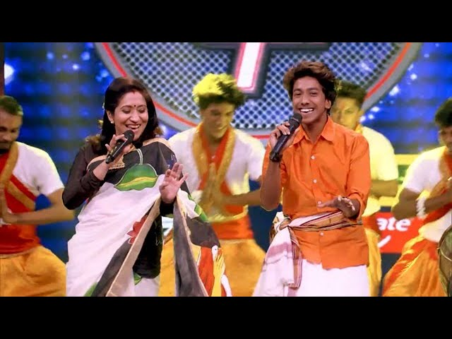 Super 4 I Sreehari and Sujatha takes over the floor! I Mazhavil Manorama