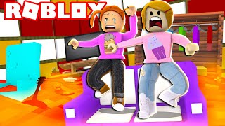 Roblox The Floor Is Lava Obby!