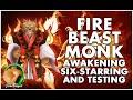 SUMMONERS WAR : Kumar the Fire Beast Monk - Awakening, 6-starring, and Gameplay