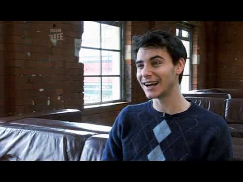 Harry Lloyd Dr Who Confidential - Pt 1 - YouTube