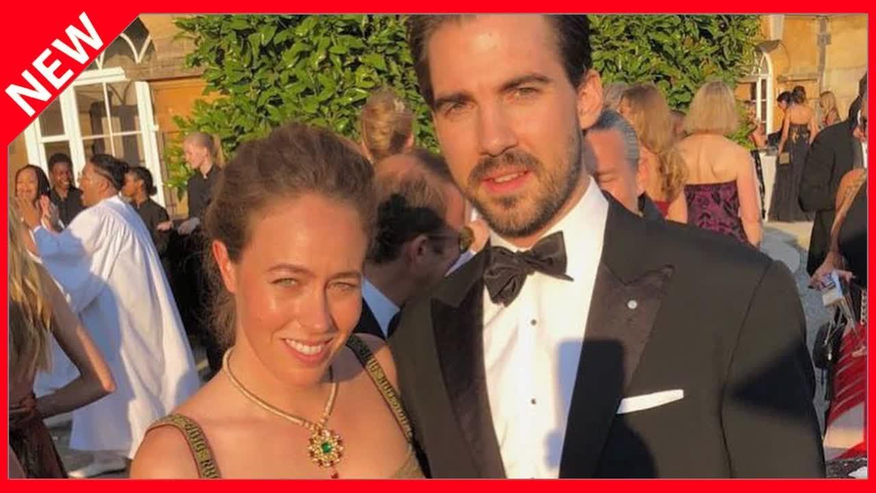 Kurz Nach Verlobung Prinz Philippos Hat Geheiratet Youtube
