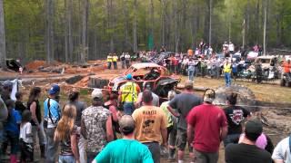 Windrock Spring Jamboree 2015: SxS on Windrock Challenge!!