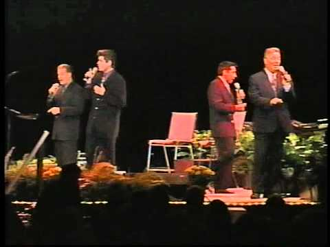 I'LL Live Again, Kingsmen, NQC 1999 Singing News Fan Awards, introduced by George Younce