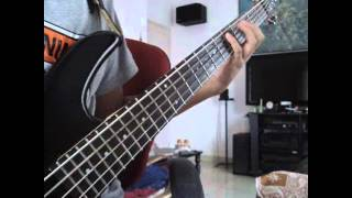 FLOW- World End [Bass Cover]