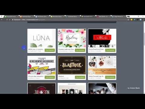 5.2.2 Графика - стоковые сайты - платный и бесплатный контент