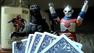 "Monster Island Buddies: Episode 1 - ""Rodan Loves Mothra"""