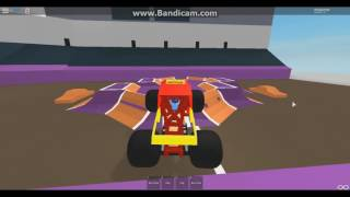 Roblox Monster Jam Commentary #113 (I Man)