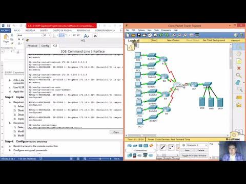 9.3.1.2 EIGRP Capstone Project Instructions