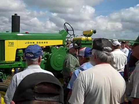 JD Antique Tractor Auction 8/22/09