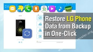 Video LG Data Restore | How to Restore LG Phone Data from Backup in One-Click download MP3, 3GP, MP4, WEBM, AVI, FLV Juni 2018
