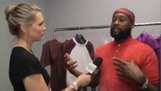 Mychael Knight at ATX Fashion Week