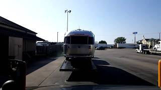 BigRigTravels LIVE! Walcott, Iowa to Elgin, Illinois Interstates 80,88,39 & 90-Sept. 24, 2017