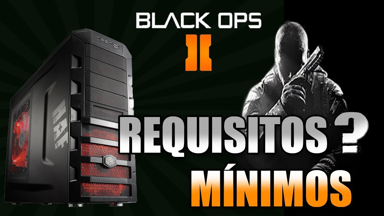 #BlackOps2: Requisitos Mínimos para PC revelados e mais!