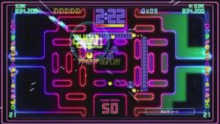 [TAS] Pac-Man CE DX+ 5 Minute Championship 2:  2,163,300 Points