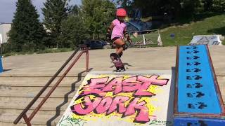 Impact Skate Camp: Session 8 – Tim's Happy Days