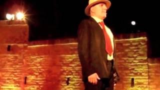 Claudio Tombini recita i Borghesi di Giorgio Gaber
