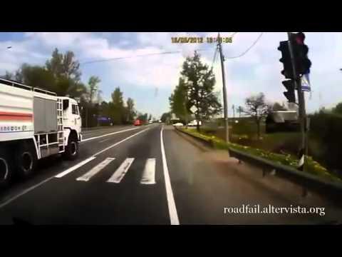 Авто аварии видео смотреть бесплатно