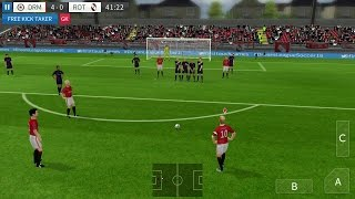 Dream League Soccer 2016 Android Gameplay