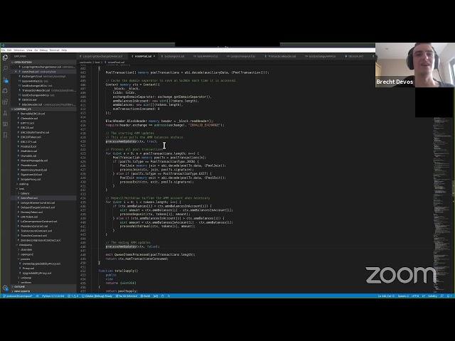 [Workshop] Loopring 3.6 zkRollup AMM
