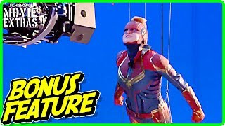 CAPTAIN MARVEL | Marvel Firsts Featurette [Digital/Blu-Ray/DVD 2019]