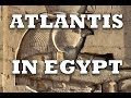 Atlantis in Egypt According to the Ancient Egyptians