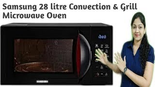 Samsung 28 Litre Convection Microwave Oven | Smart Microwave | Best Microwave In India