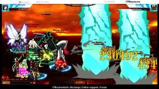 Bleach Online Hueco Mundo part 14 Kyoka Suigetsu