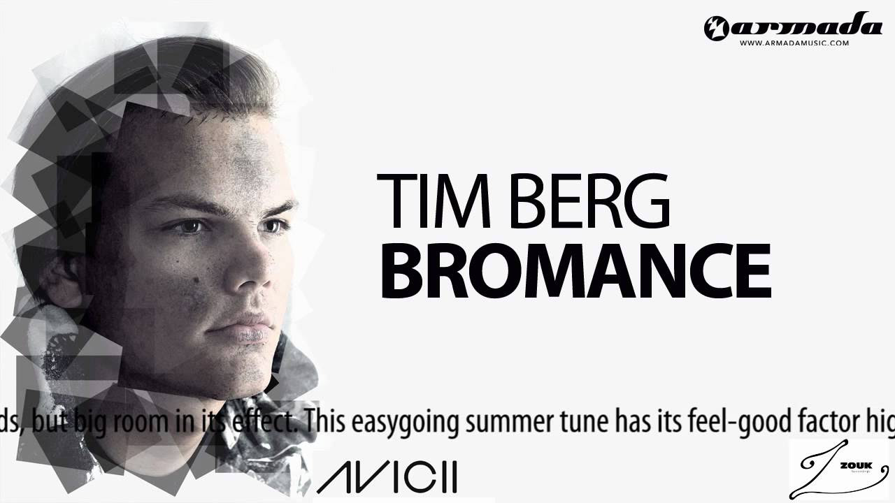 「Tim Berg - 'Seek Bromance'」の画像検索結果