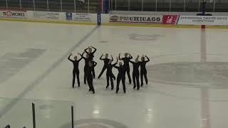 2018 National Theater on Ice Competition  | Senior Choreographic Exercise