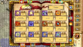 Heroes of Might and Magic IV : Gathering Storm Campaign - Opposites Attract - Shadow of Merlion