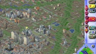 SimCity 3000 Unlimited: Fun With Earthquakes