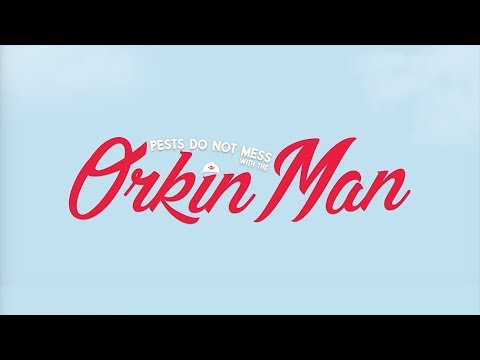 Orkin: Pests Do Not Mess with the Orkin Man