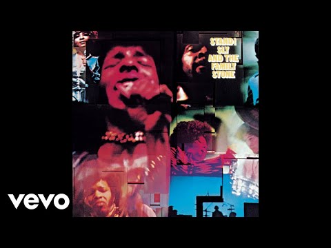 Sly & The Family Stone - Sing a Simple Song (Audio)