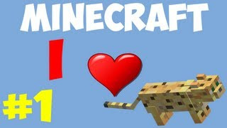 Minecraft: I LOVE CATS #1 - Where dem Cats at?! Thumbnail
