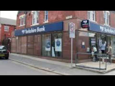 Leeds Harehills Lane Yorkshire bank robbery 30 06 2017